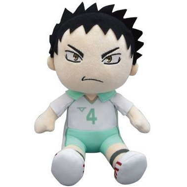 Haikyu!! Second Season Deformed Plush: Iwaizumi