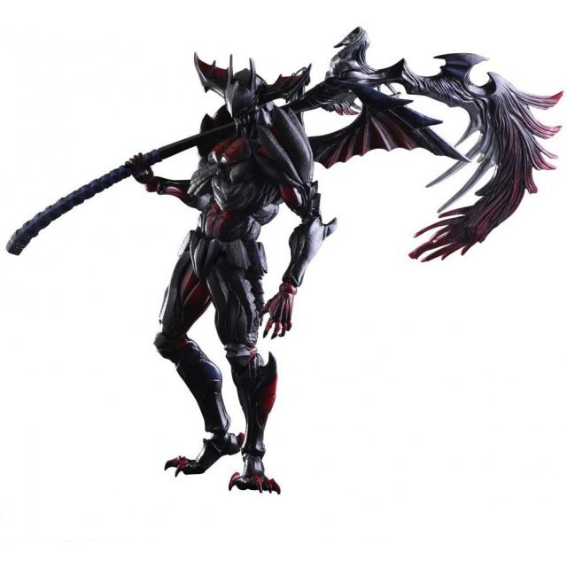 Monster Hunter X Play Arts Kai: Diablos Armor (Rage Series)