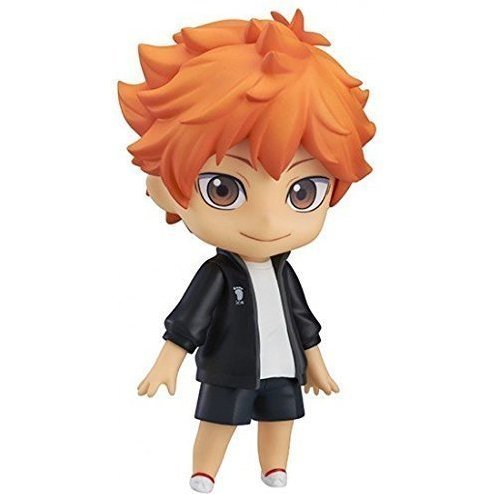 Nendoroid No. 528 Haikyu!!: Shoyo Hinata Karasuno High School Volleyball Club's Jersey Ver.