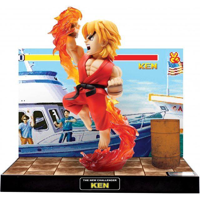Street Fighter T N C  02: Ken