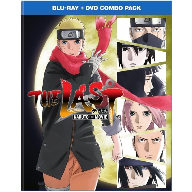 The Last: Naruto the Movie [Blu-ray+DVD]