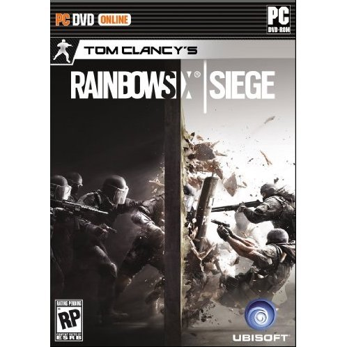 Tom Clancy's Rainbow Six Siege (DVD-ROM) (Chinese Subs)