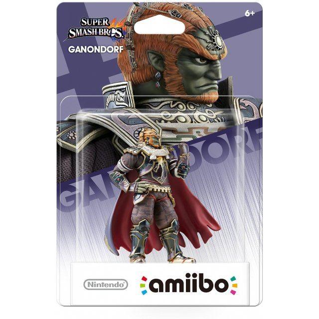 amiibo Super Smash Bros. Series Figure (Ganondorf)