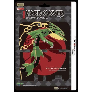Hard Cover for New 3DS LL (Mega Rayquaza)