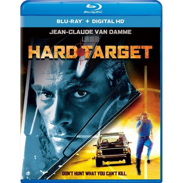 Hard Target [Blu-ray+Digital HD]