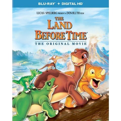 The Land Before Time - The Original Movie [Blu-ray+Digital HD]