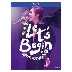 Miriam Yeung Let's Begin Concert 2015 World Tour