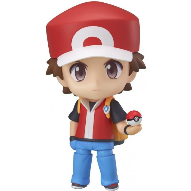 Nendoroid No. 425 Pokemon: Red (Re-run)