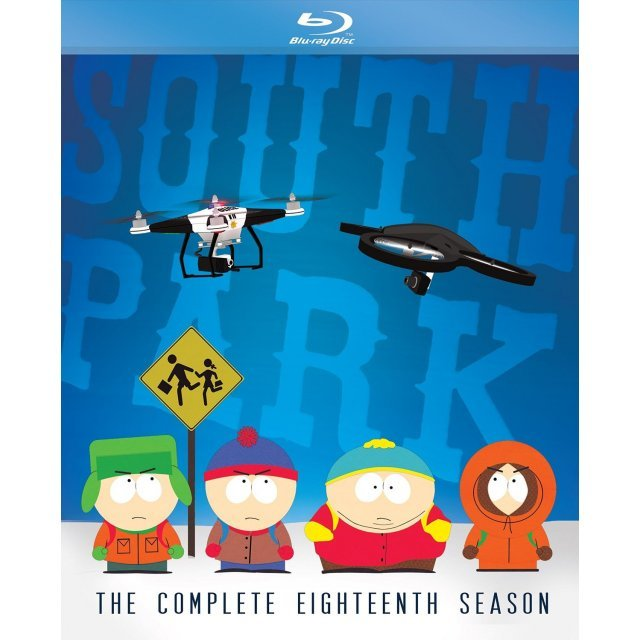 South Park: The Complete Season 18