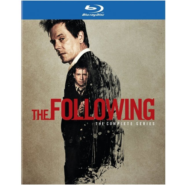 The Following: The Complete Series (Seasons 1- 3)