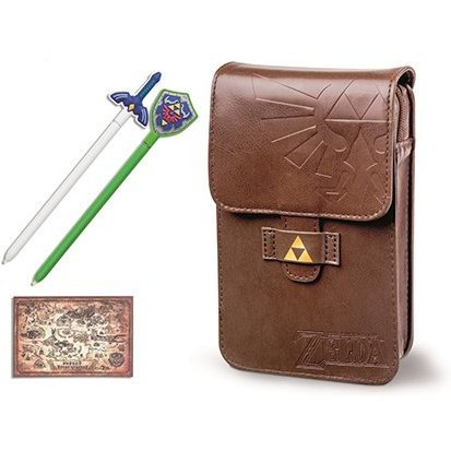 The Legend of Zelda Adventurer's Pouch Kit