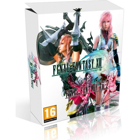 Final Fantasy XIII + XIII-2 (Steam)