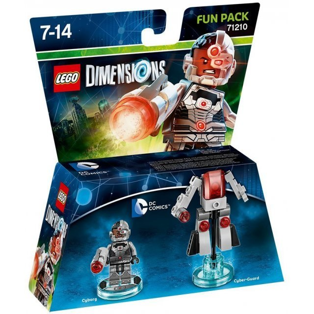 LEGO Dimensions Fun Pack: DC Comics Cyborg