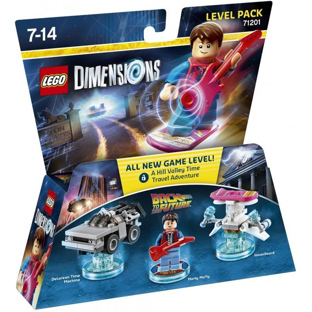 LEGO Dimensions Level Pack: Back to the Future