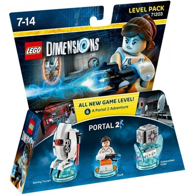 LEGO Dimensions Level Pack: Portal 2