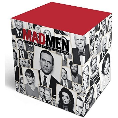 Mad Men: The Complete Collection Boxset - (Seasons 1-8)