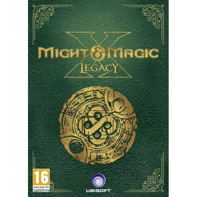 Might & Magic X - Legacy Digital Deluxe Edition