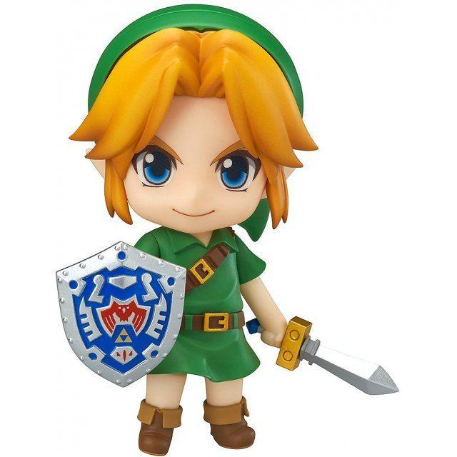 Nendoroid No. 553 The Legend of Zelda: Link Majora's Mask 3D Ver.