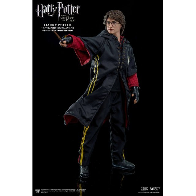 Star Ace Toys My Favorite Movie Series Harry Potter and the Goblet of Fire: Harry Potter Triwizard Tournament Ver.