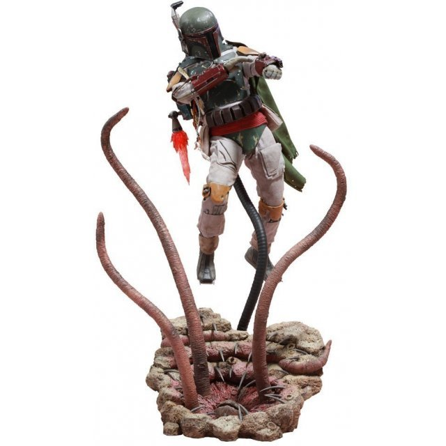 Star Wars Episode VI Return of the Jedi: Boba Fett Deluxe Ver.