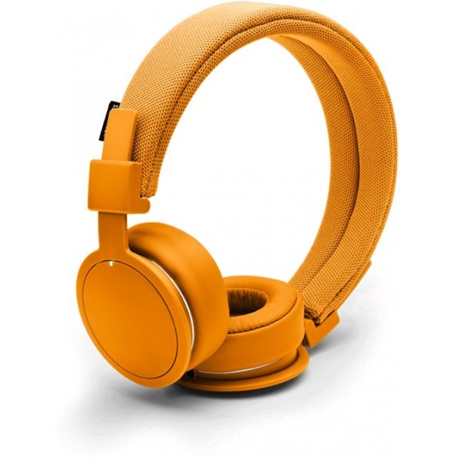 Urbanears Plattan ADV Wireless Headphones (Bonfire Orange)