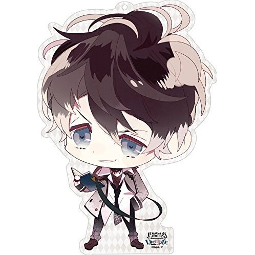 Diabolik Lovers Dark Fate Big Pass Case: Mukami Ruki