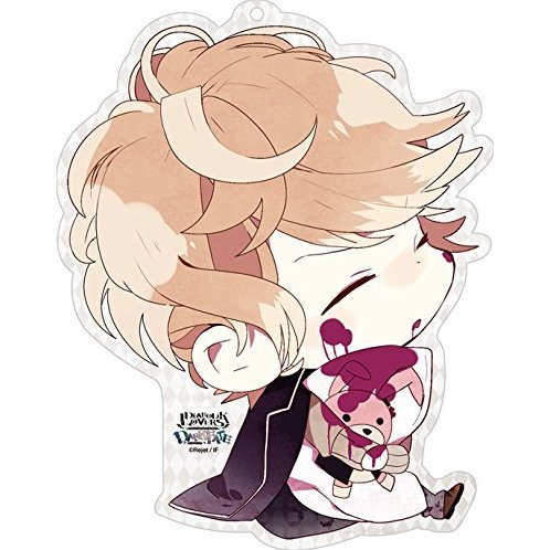 Diabolik Lovers Dark Fate Big Pass Case: Sakamaki Shu