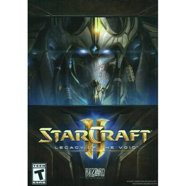 Starcraft II: Legacy of the Void (Southeast Asia Edition) (DVD-ROM)