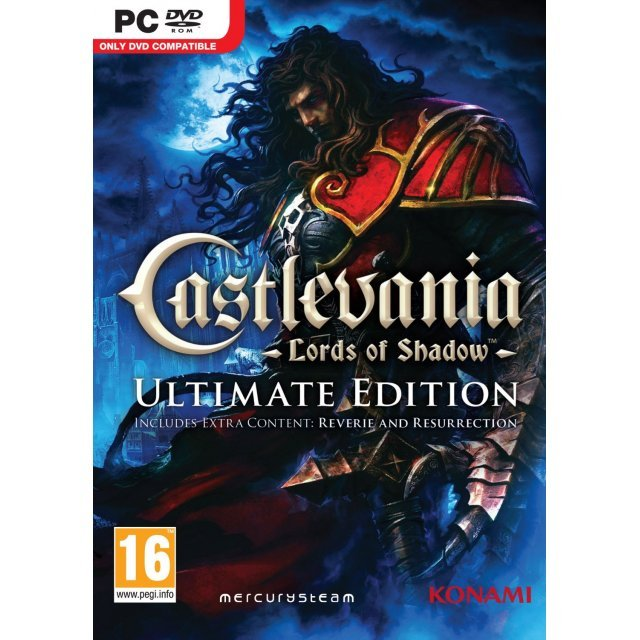 Castlevania: Lords of Shadow Ultimate Edition (Steam)