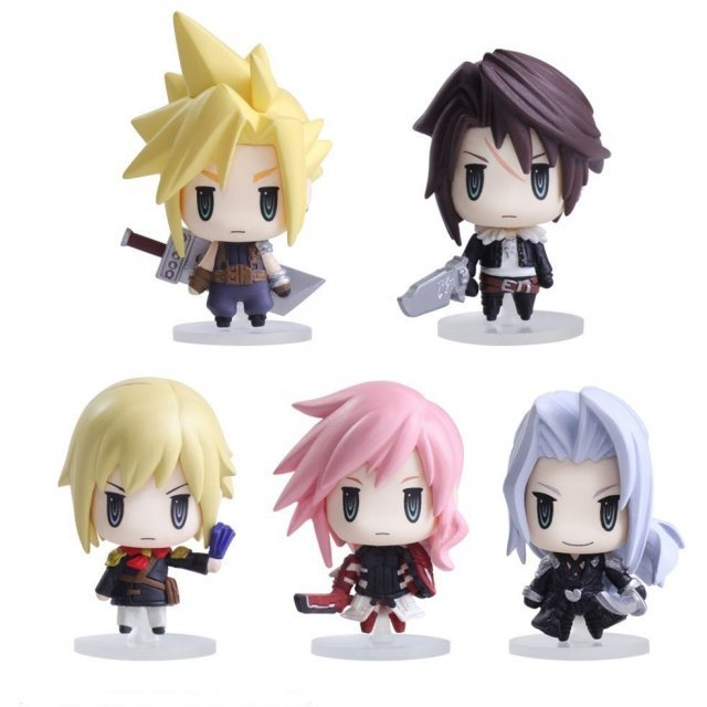 Final Fantasy Trading Arts Mini (Set of 6 pieces) (Re-run)