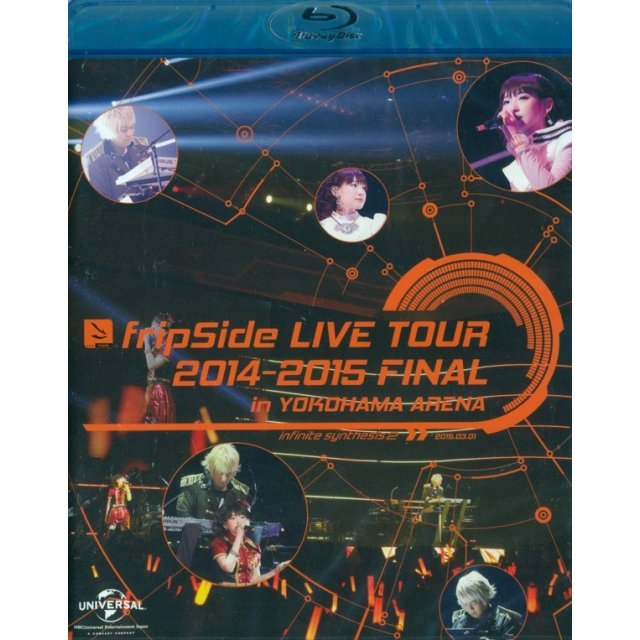 Live Tour 2014-2015 Final In Yokohama Arena