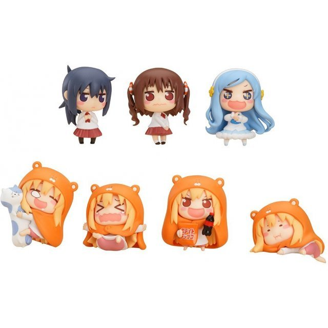 Himouto! Umaru-chan Trading Figures (Set of 8 pieces) (Re-run)