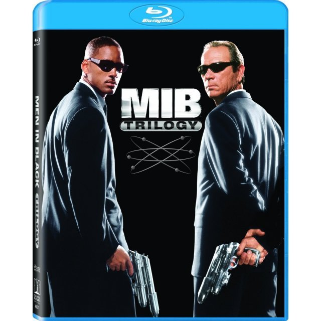 Men in Black Trilogy: Men in Black / Men in Black II / Men in Black III