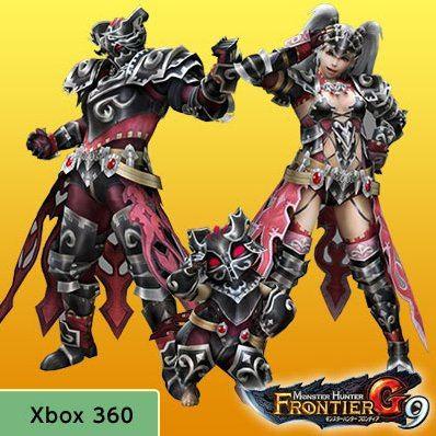 Monster Hunter Frontier G9 Premium Package