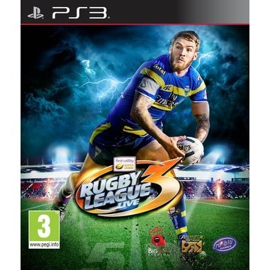 Rugby League Live 3