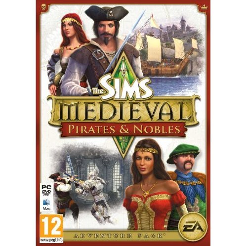 The Sims: Medieval Pirates and Nobles [DLC] (Origin)