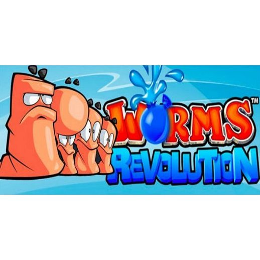 Worms Revolution Deluxe Edition (Steam)
