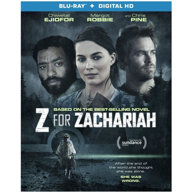 Z for Zachariah [Blu-ray+Digital HD]