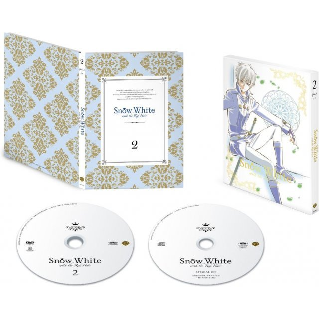 Snow White With The Red Hair Vol.2 [Limited Edition]