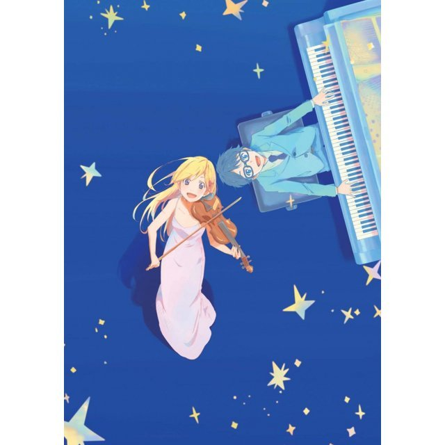 Shigatsu Wa Kimi No Uso Vol.9 [Blu-ray+CD Limited Edition]