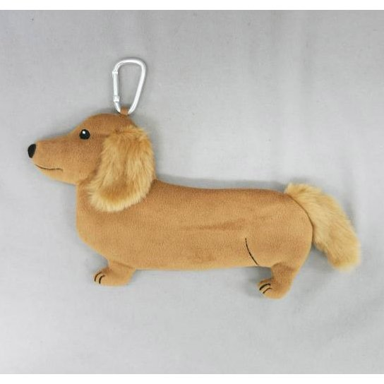 Earth Wind Pen Case: Miniature Dachshund