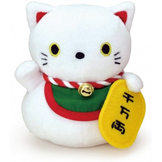 Japanesque Mochitto Plush: Manekineko