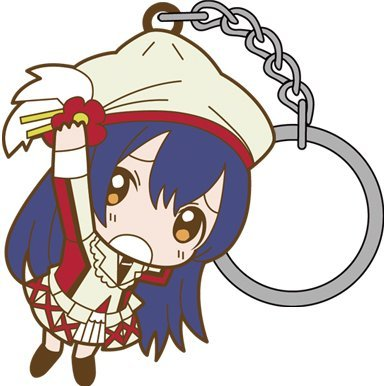 Love Live! Tsumamare Key Ring: Sore wa Bokutachi no Kiseki Ver. Sonoda Umi