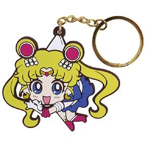 Sailor Moon Crystal Tsumamare Keychain: Sailor Moon (Re-run)