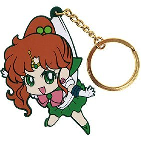 Sailor Moon Crystal Tsumamare Keychain: Sailor Jupiter