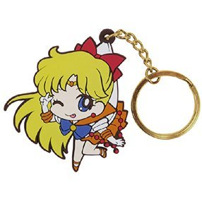 Sailor Moon Crystal Tsumamare Keychain: Sailor Venus