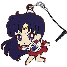 Sailor Moon Crystal Tsumamare Strap: Sailor Mars