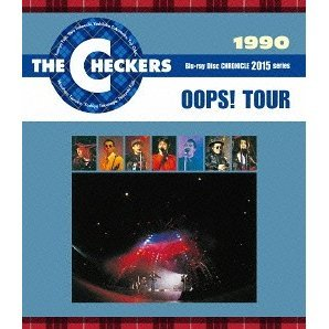 Blu-ray Disc Chronicle 1990 Oops Tour