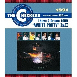 Blu-ay Disc Chronicle 1991 I Have A Dream Tour - White Party I & II