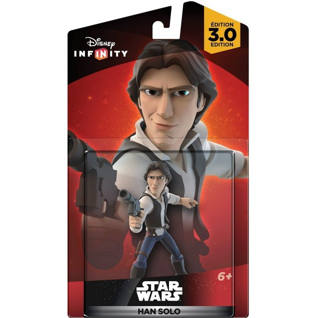 Disney Infinity 3.0 Edition Figure: Star Wars Han Solo